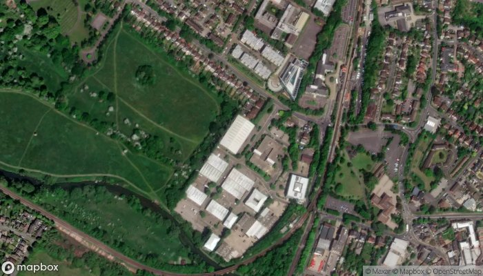 Moves Fitness satellite image