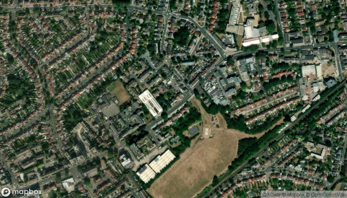 Rainbow Cleaning Services satellite image
