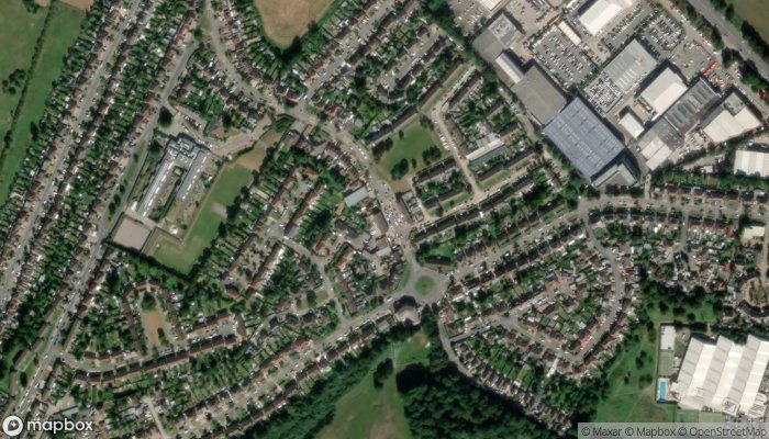 Allserve Heating Plumbing Ltd satellite image