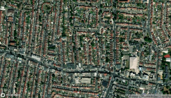 The Town Surgery satellite image