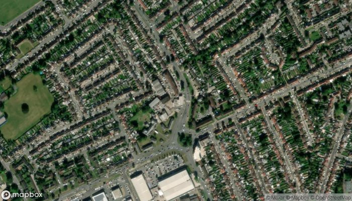 Costcutter satellite image