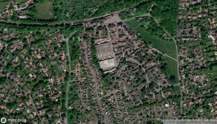 Buchanan Curwen Leatherhead Ltd satellite image