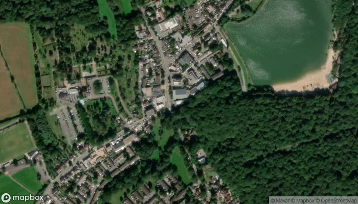 Majestic Wine Ruislip satellite image