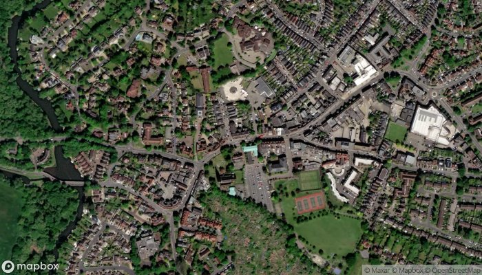 Glitterati Beauty Spa satellite image
