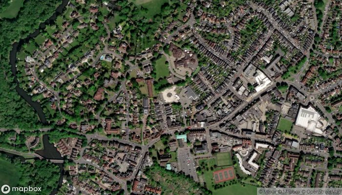 Dr L Fozard Church Street Practice satellite image