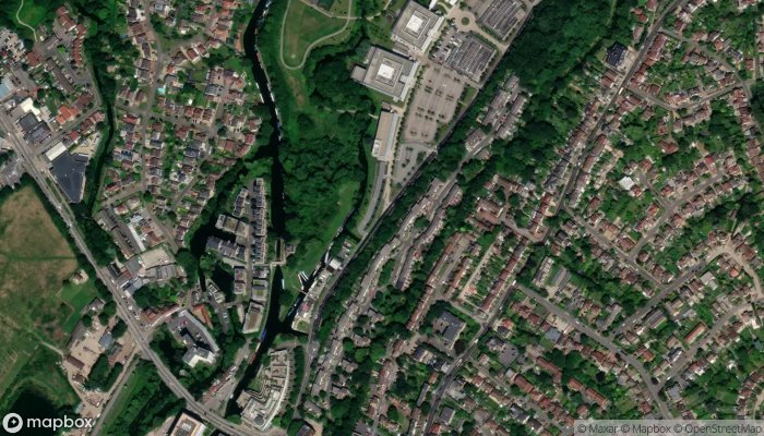 Uxbridge Locksmith Ltd satellite image