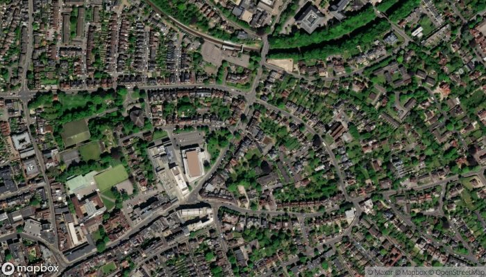 Go Airport Transfers Guildford satellite image