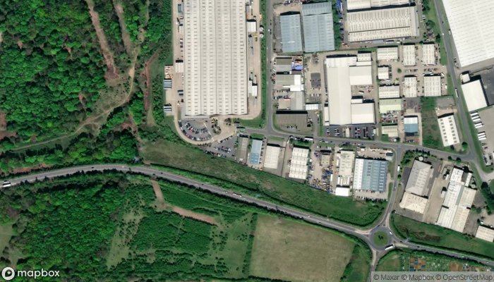 Fire Protection Centre satellite image