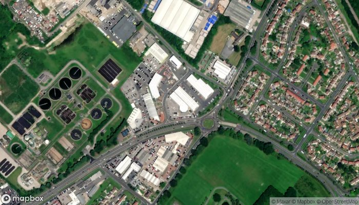 Pentagon Doncaster Jeep And Alfa Romeo satellite image
