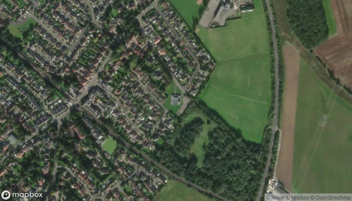St Mary S Church Hall satellite image