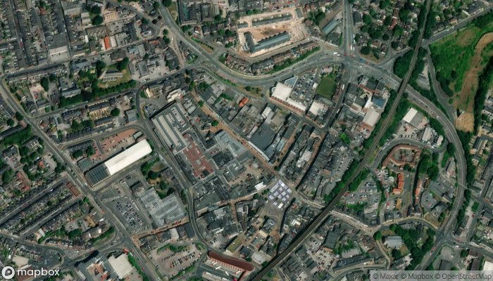 Tallents Solicitors satellite image