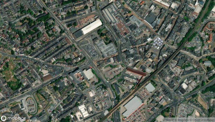 Acton Jewellery satellite image