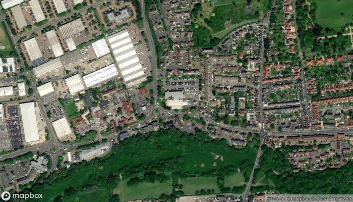 Thames Valley Police satellite image
