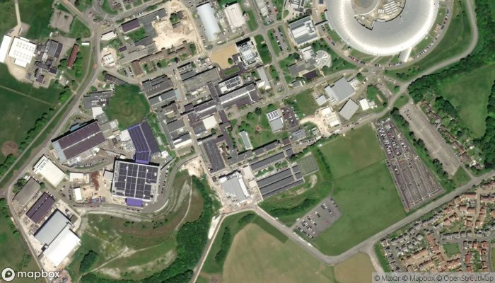 The Electrospinning Company satellite image