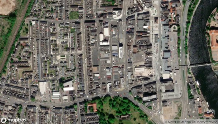 Skinnergate Cycles Ltd satellite image