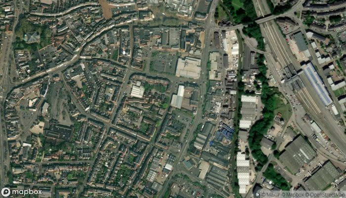Dreams Banbury satellite image