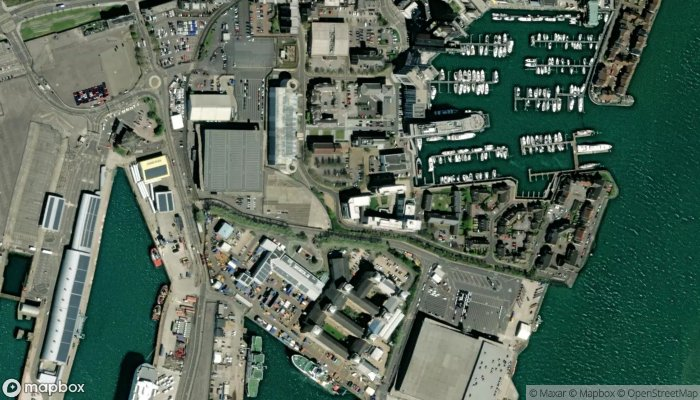 Csc Recruitment Southampton satellite image