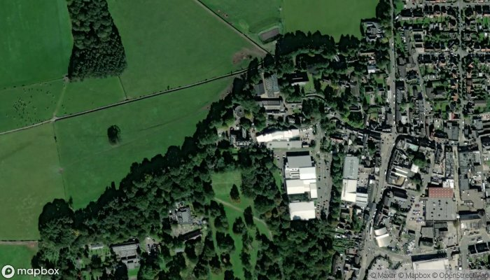 Polygon Youth Centre satellite image