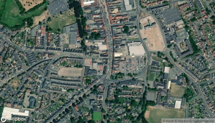 Durham Ox satellite image