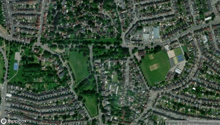 Henry Ison Sons Funeral Directors satellite image