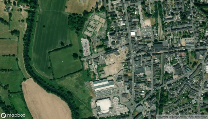 The Dance Teacher Training Centre satellite image