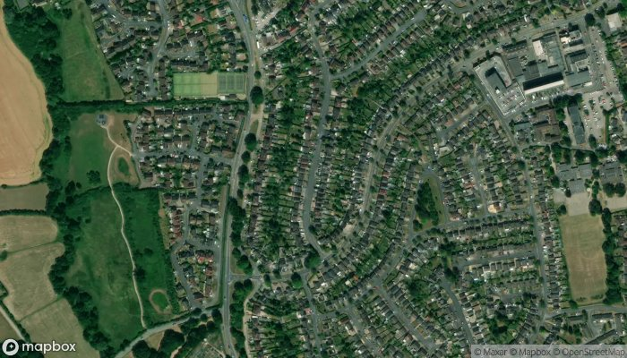 Allestree Mobile Mechanic Derby satellite image