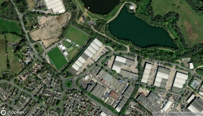 Howdens Joinery Totton satellite image