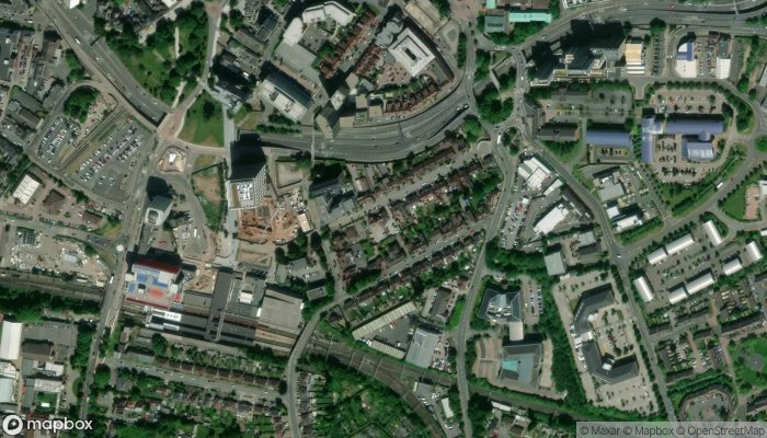 Physioworld Coventry South satellite image
