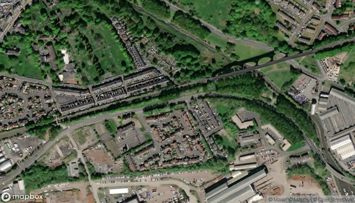 Tyne And Wear Fire And Rescue Service satellite image
