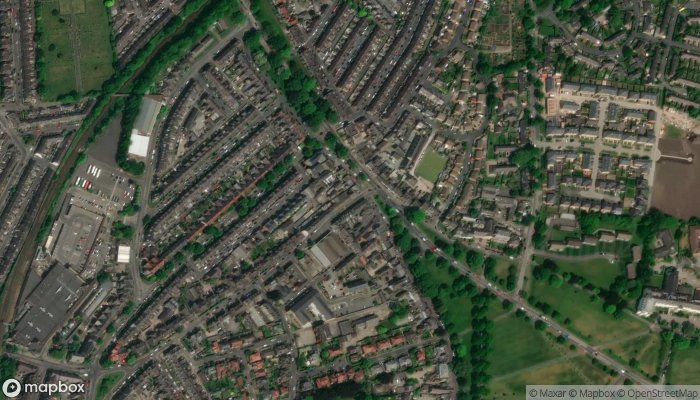 Harrogate Beauty Clinic The satellite image