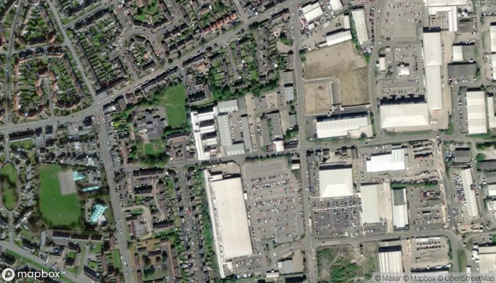 Cds Security And Fire satellite image