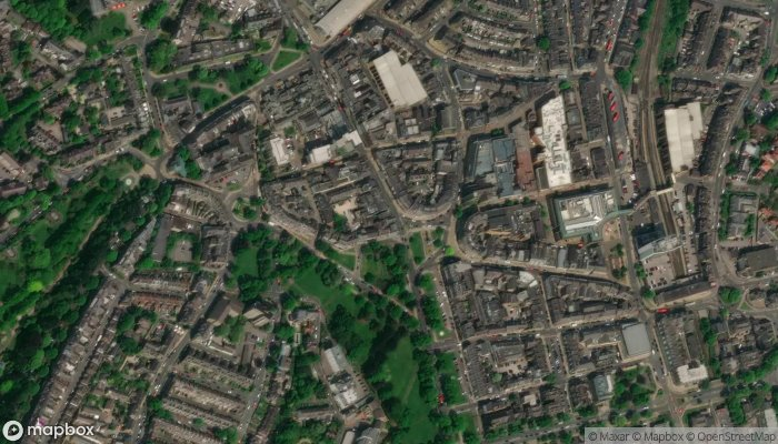 Mountain Warehouse Harrogate satellite image