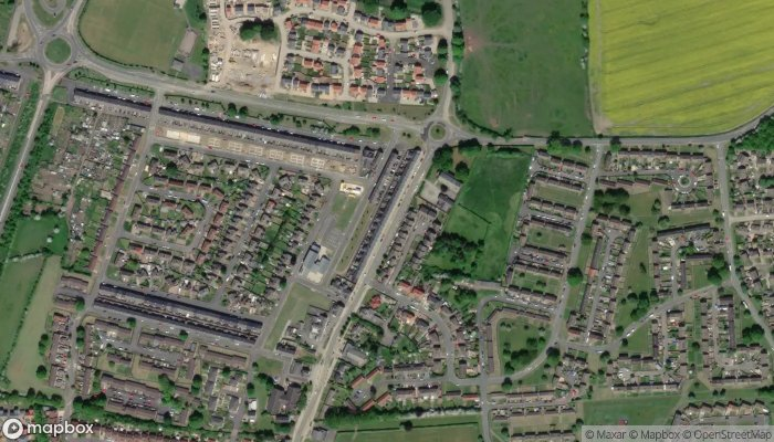 A1 Chinese Chop Suey House satellite image
