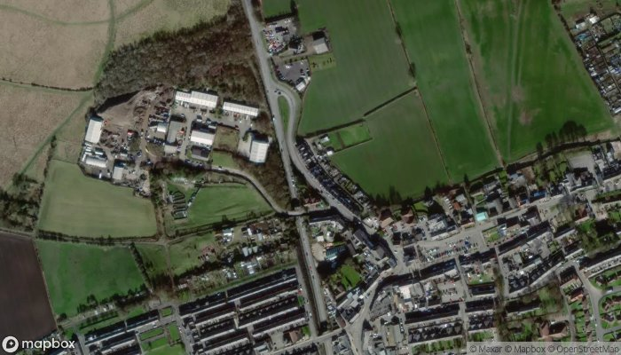 Atm Thinford Services Northbound satellite image
