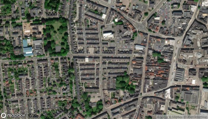 The Community Care Agency Limited satellite image