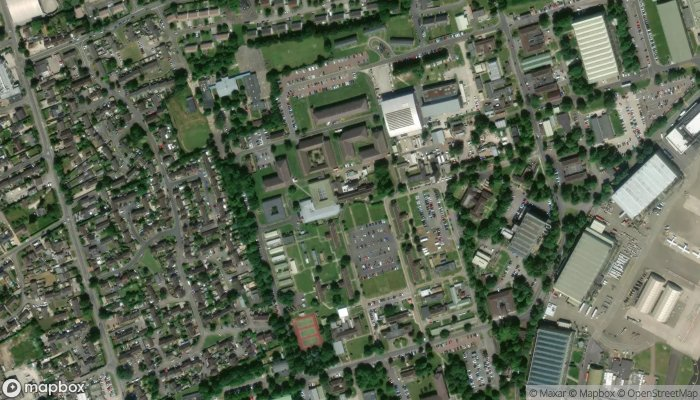 Warrant Officer S Sergeant S Mess satellite image