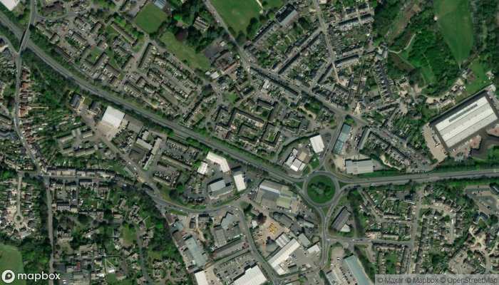 Arrow Taxis Of Cirencester satellite image