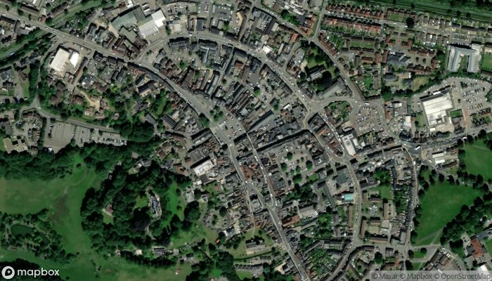 The Market Place Dental Practice satellite image