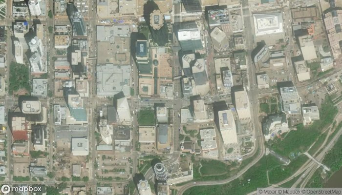 Canadian Imperial Bank Of Commerce satellite image