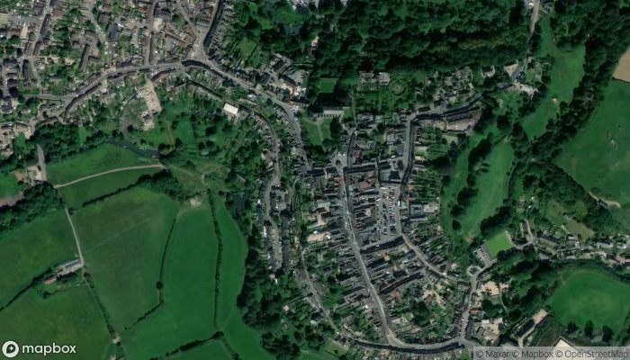 The Malmesbury Dry Cleaner satellite image