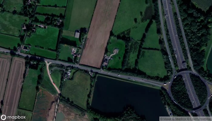 Brewood Travel Limited satellite image