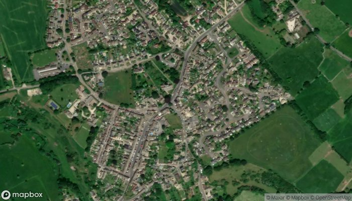 Sherston Wine satellite image