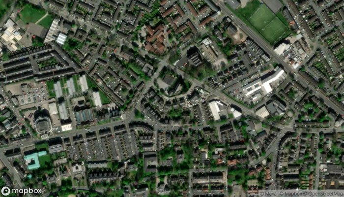 Anytime Locksmiths Greater Manchester satellite image
