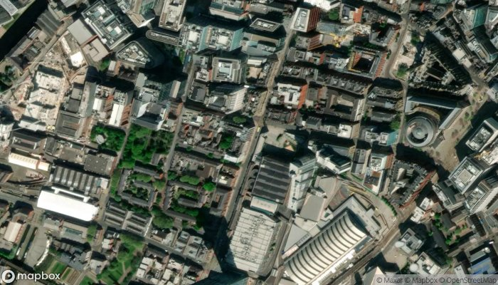 Ticcs Physiotherapy Clinic Remedy Lounge Manchester satellite image