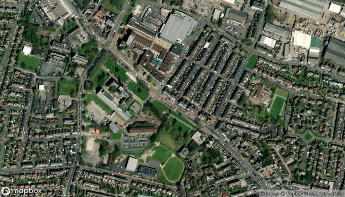 Salford Physiotherapy satellite image