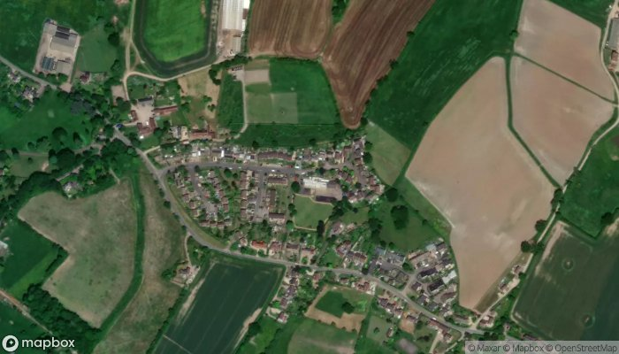 Tibberton Community Primary School satellite image