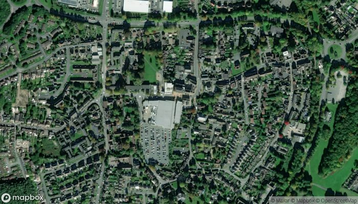 Domino S Pizza Telford South satellite image