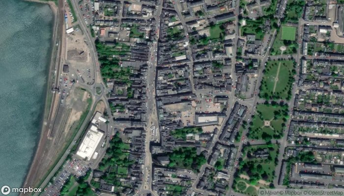 Butterfly Hairdressing satellite image