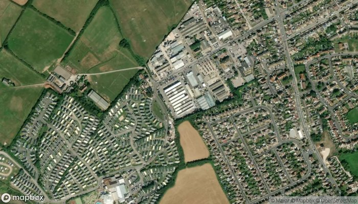 S A S Removals Storage Of Weymouth satellite image