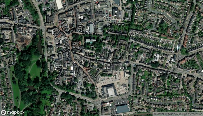 Seriously Gifted satellite image